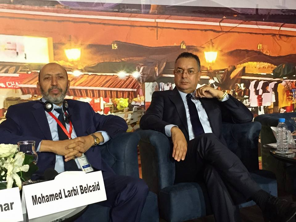 Allocution de Mr le Maire pour la séance d'ouverture du sommet du tourisme le 14 Décembre 2015