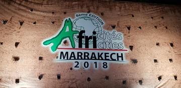 Réception Africités 2018