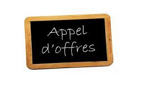 AVIS D'APPEL D'OFFRES