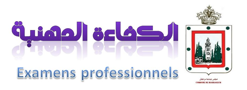Examens professionnels 2020