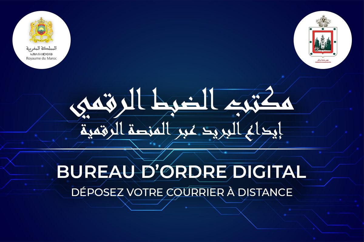 Bureau d'Ordre Digital