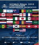 Danone Nations Cup 2015: Marrakech  Abrite la world final le 25 octobre 2015