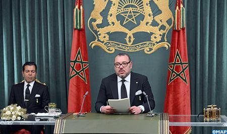 SM le Roi annonce la mobilisation de tous les moyens disponibles pour la réalisation de grands chantiers dans les provinces du Sud