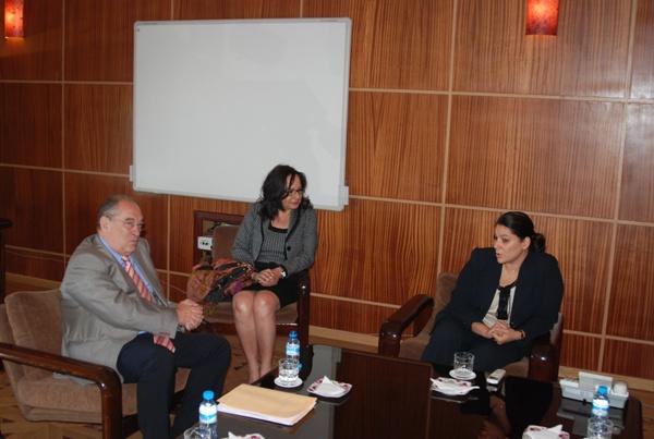 Comité de pilotage Marseille et Marrakech