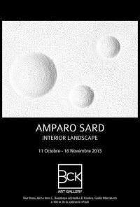 Exposition AMPARO SARD