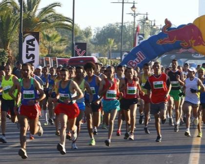 27ème édition du Marathon International de Marrakech