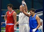الملاكم المغربي محمد العرجاوي يؤكد استعداده لخوض نزال كبير ضد الملاكم الأذربيجاني محمد رسول في  ربع نهاية بطولة العالم 2015