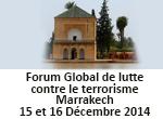 المقاتلون الاجانب تحت مجهر المنتدى العالمي للإرهاب بمراكش ايام 15-16 شتنبر 2014