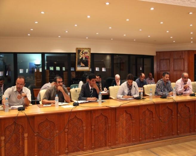 Travaux de la Session Communale Ordinaire juillet 2015