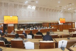 دورة المجلس لشهر فبراير 2020